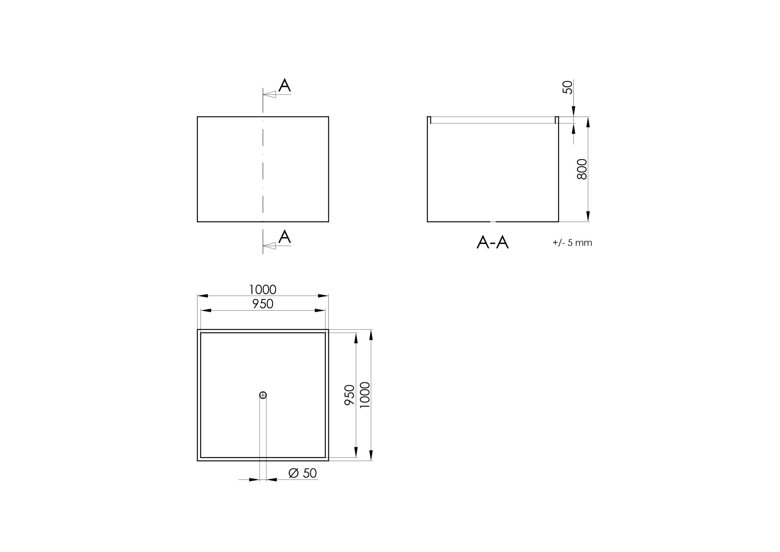 Alessio 5 - Technisches Zeichnen
