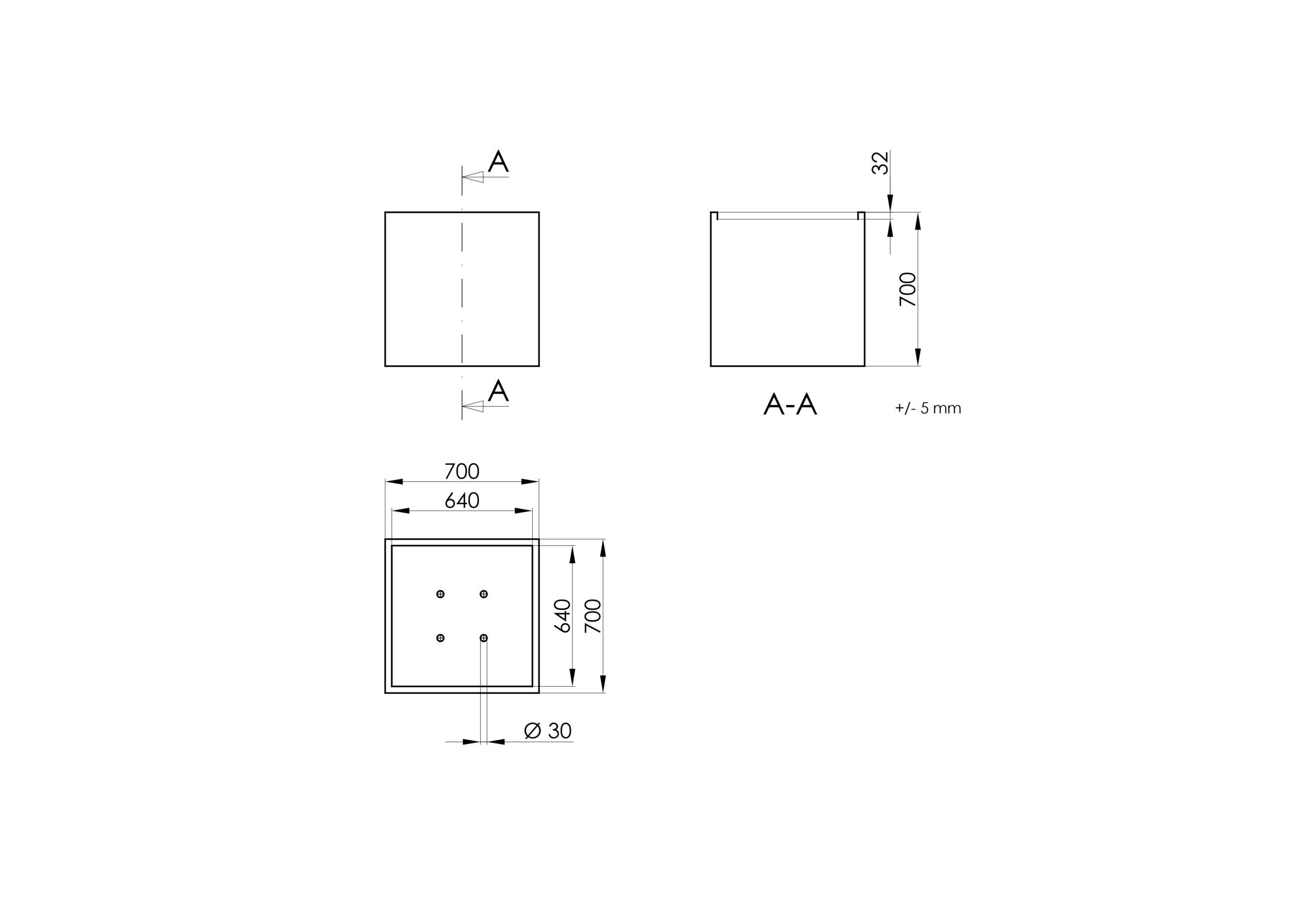 Cubi 3 -Technisches Zeichnen