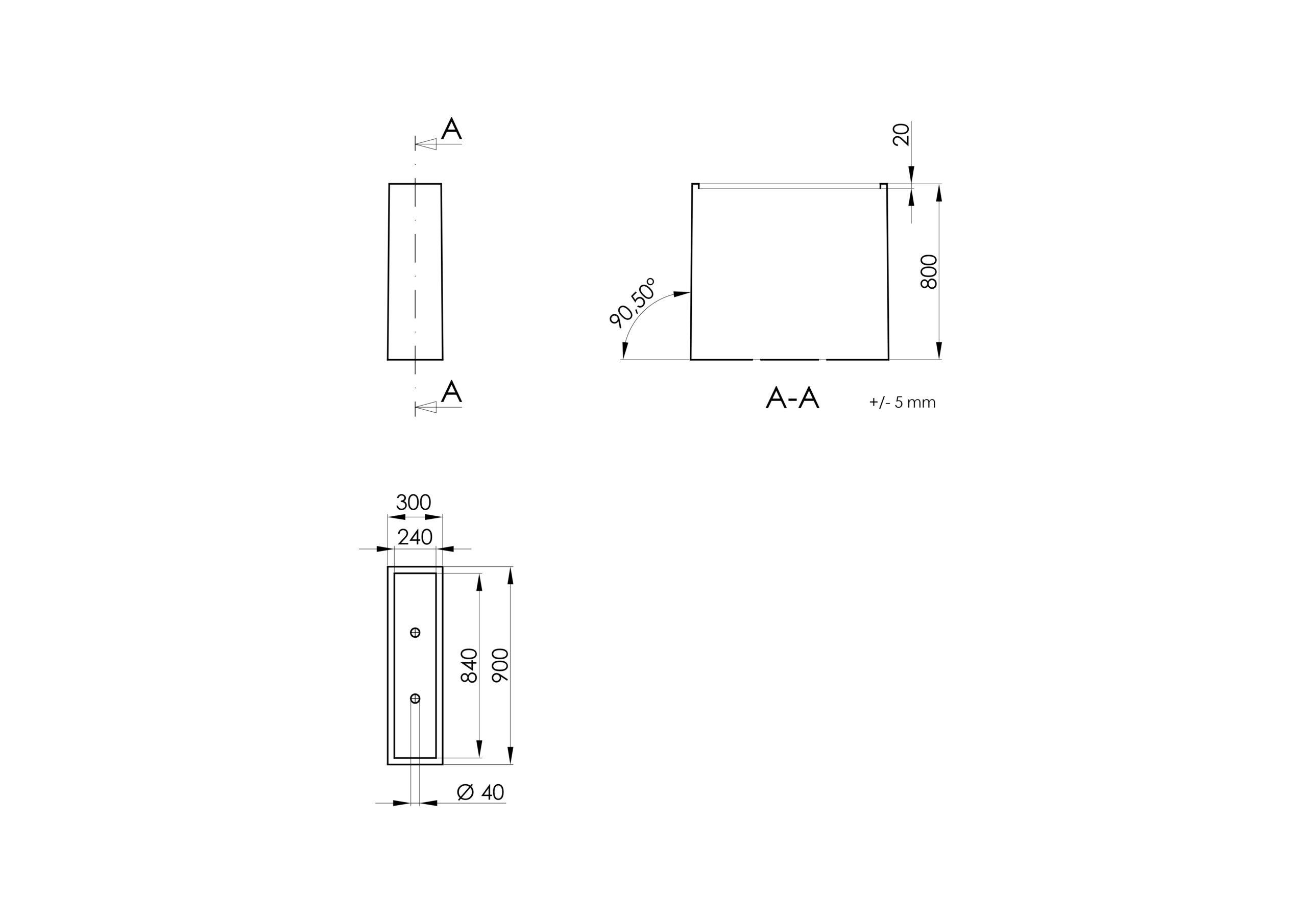 Emilio 1 - Technisches Zeichnen