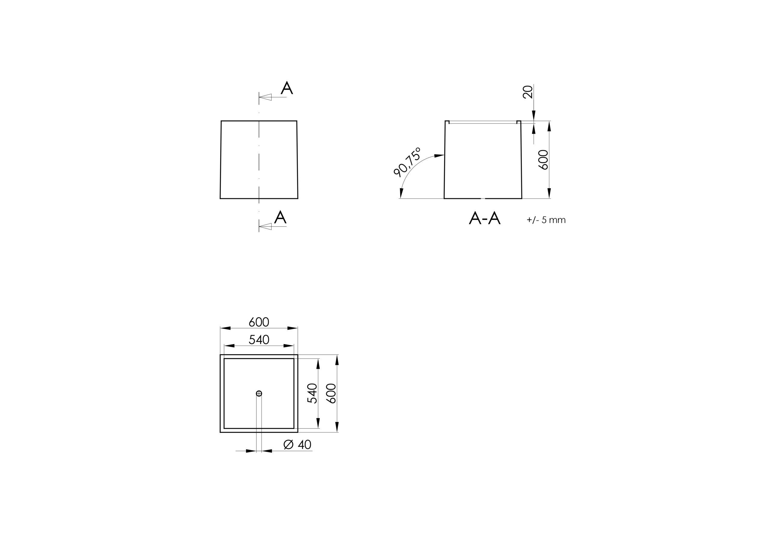 Marco 3 - Technisches Zeichnen