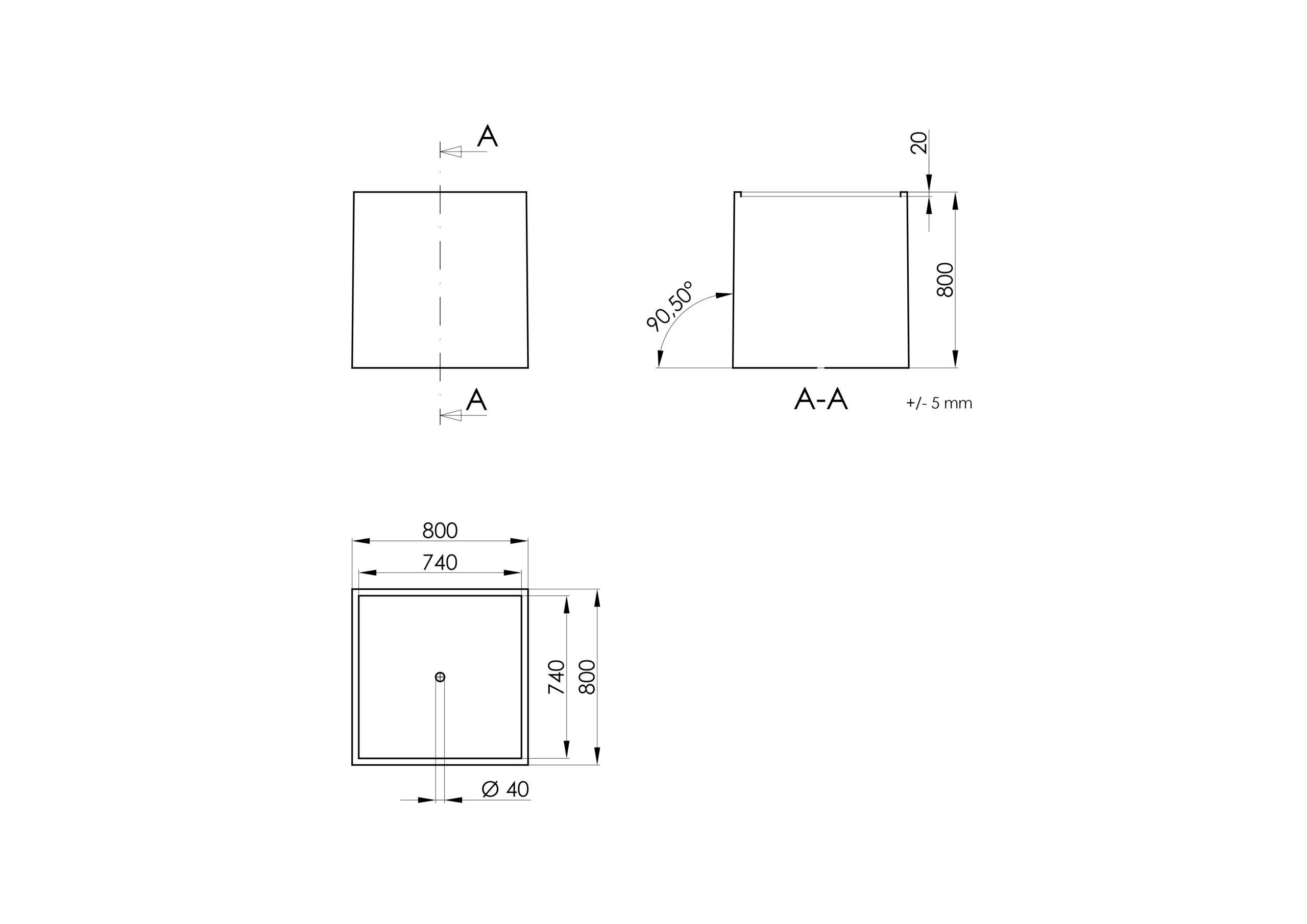 Marco 5 - Technisches Zeichnen