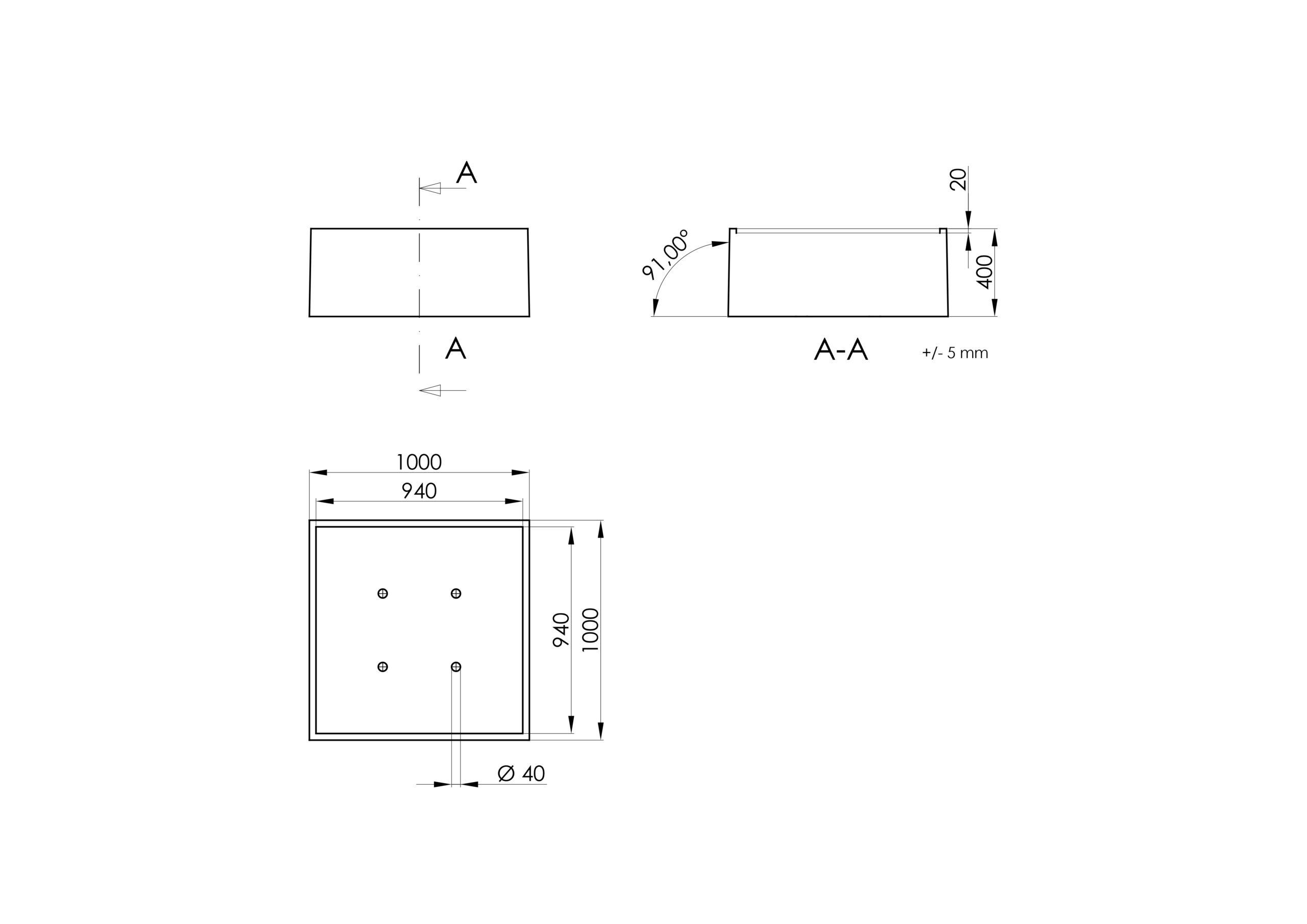 Marco 6 - Technisches Zeichnen