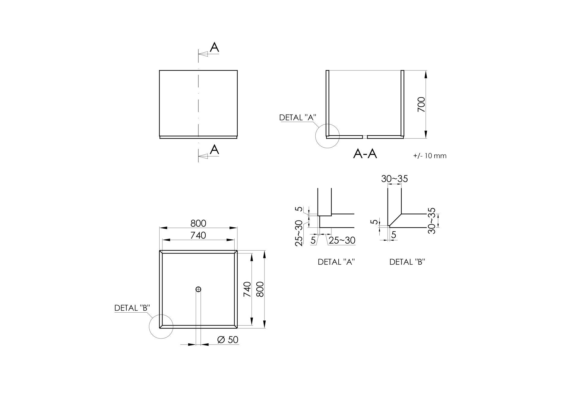 Monica - Technisches Zeichnen