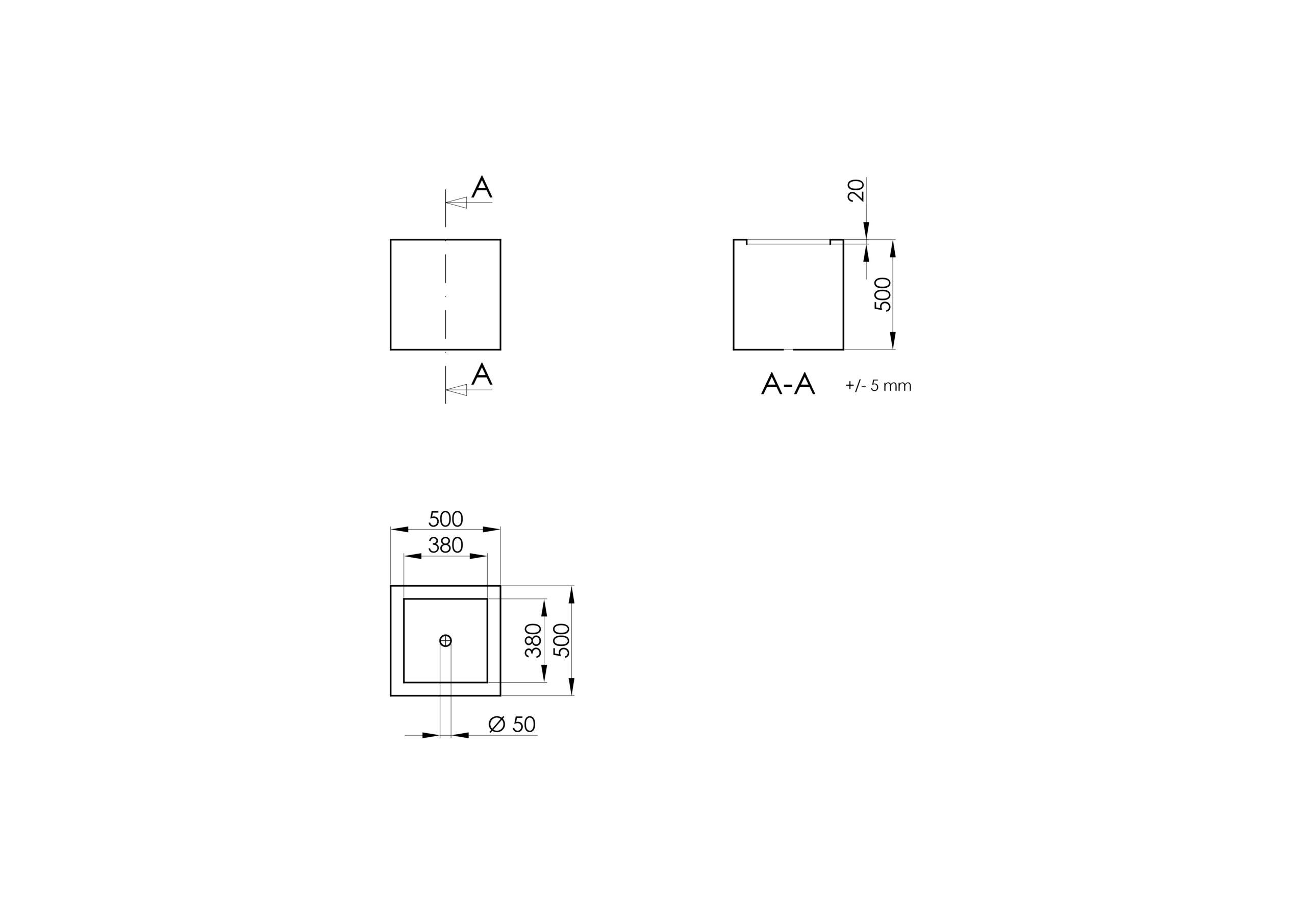 Antonio 2 - Technisches Zeichnen
