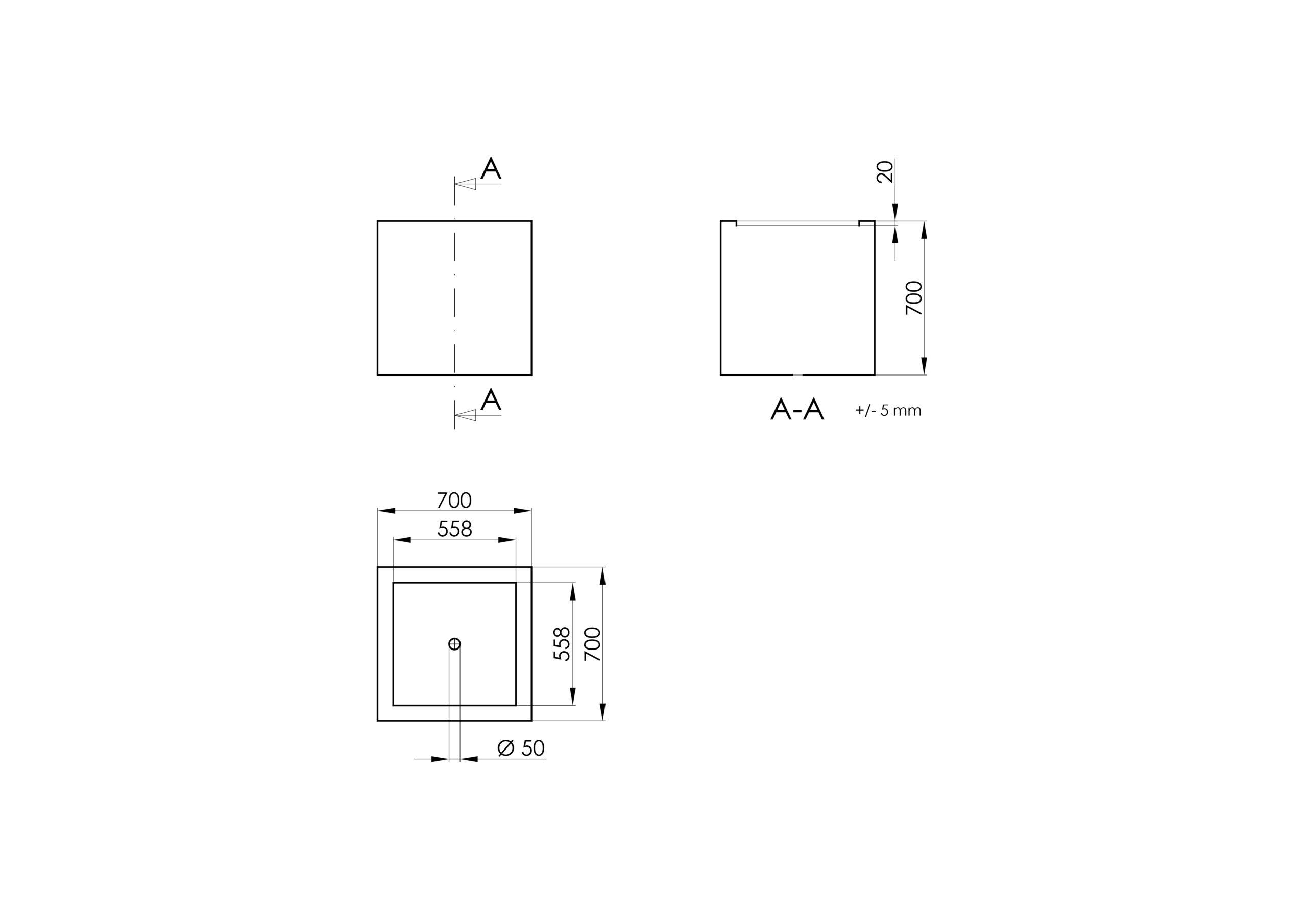 Antonio 4 - Technisches Zeichnen