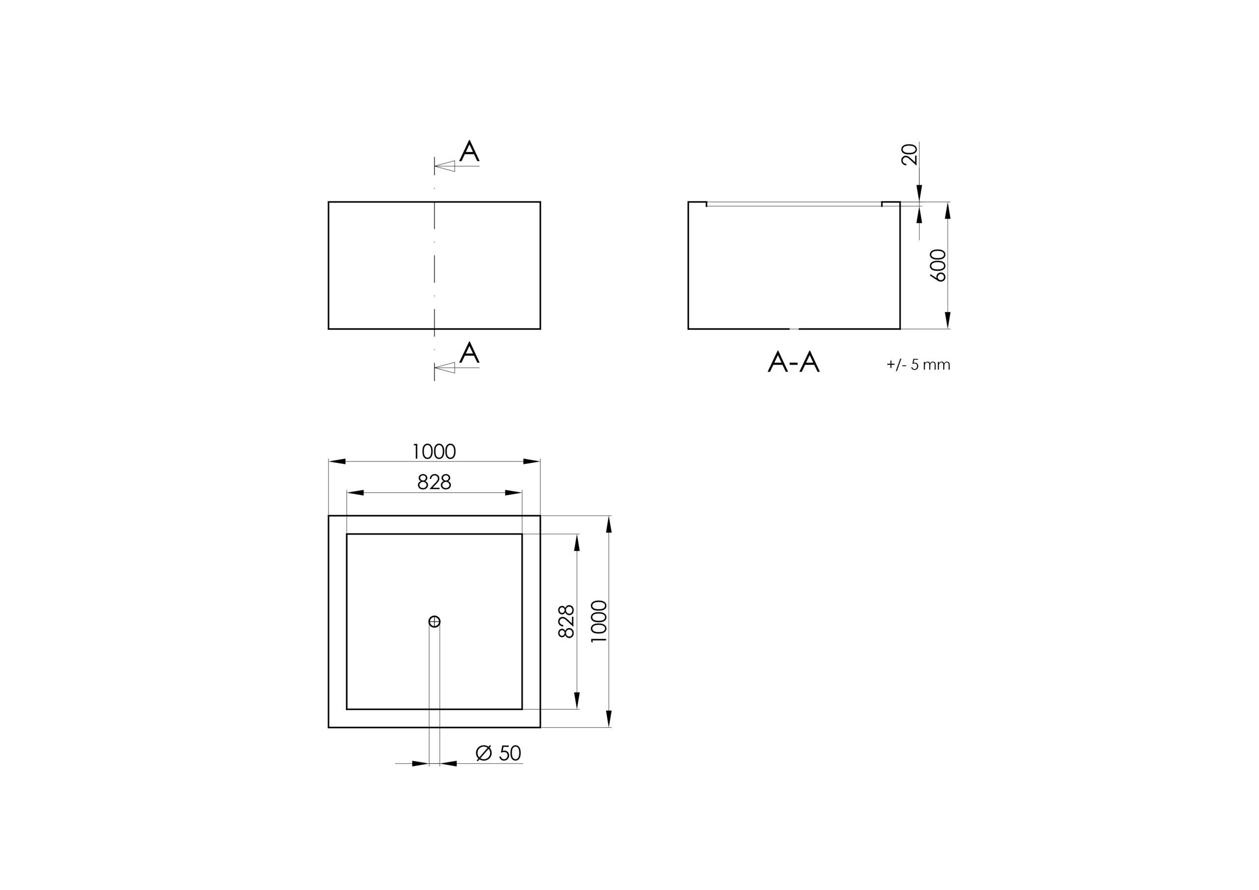 Antonio 7 - Technisches Zeichnen