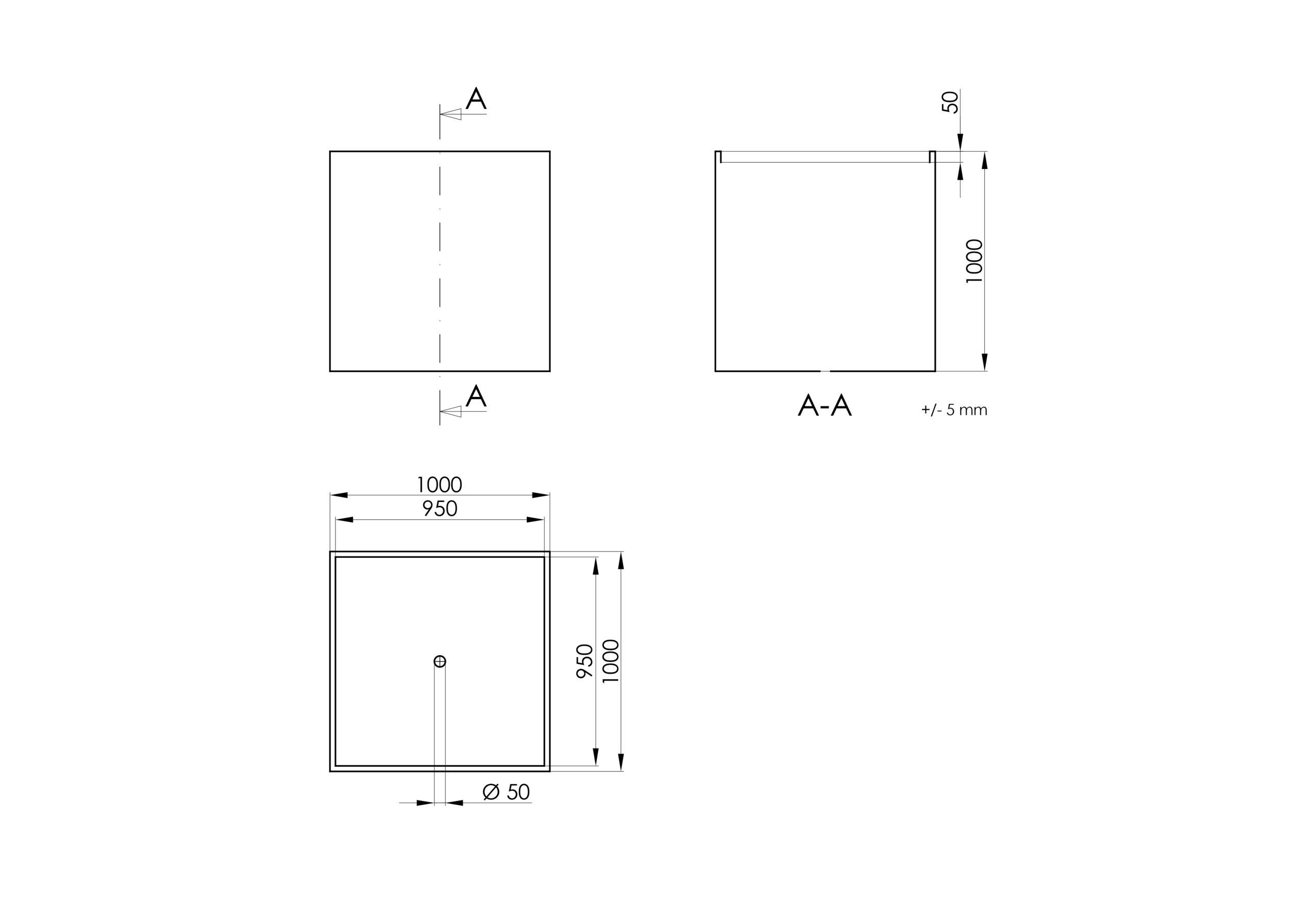 Alessio 6 - Technisches Zeichnen