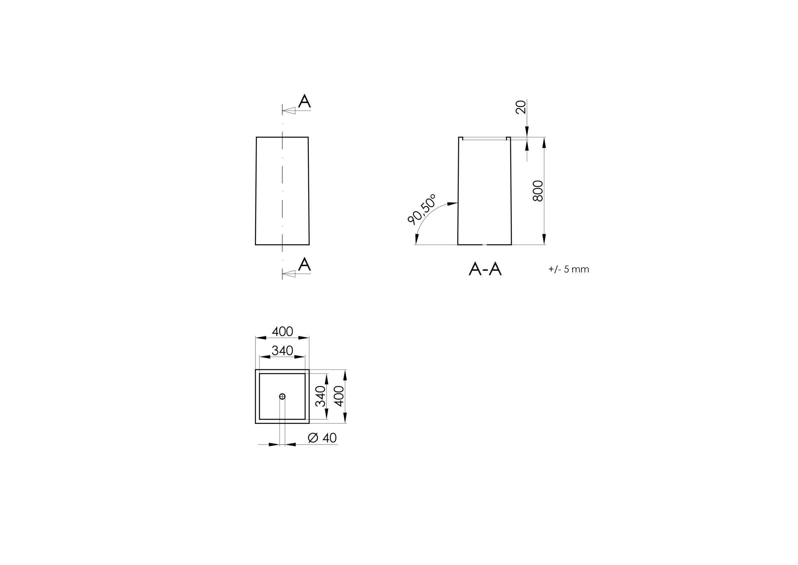 Carlo 1 - Technisches Zeichnen
