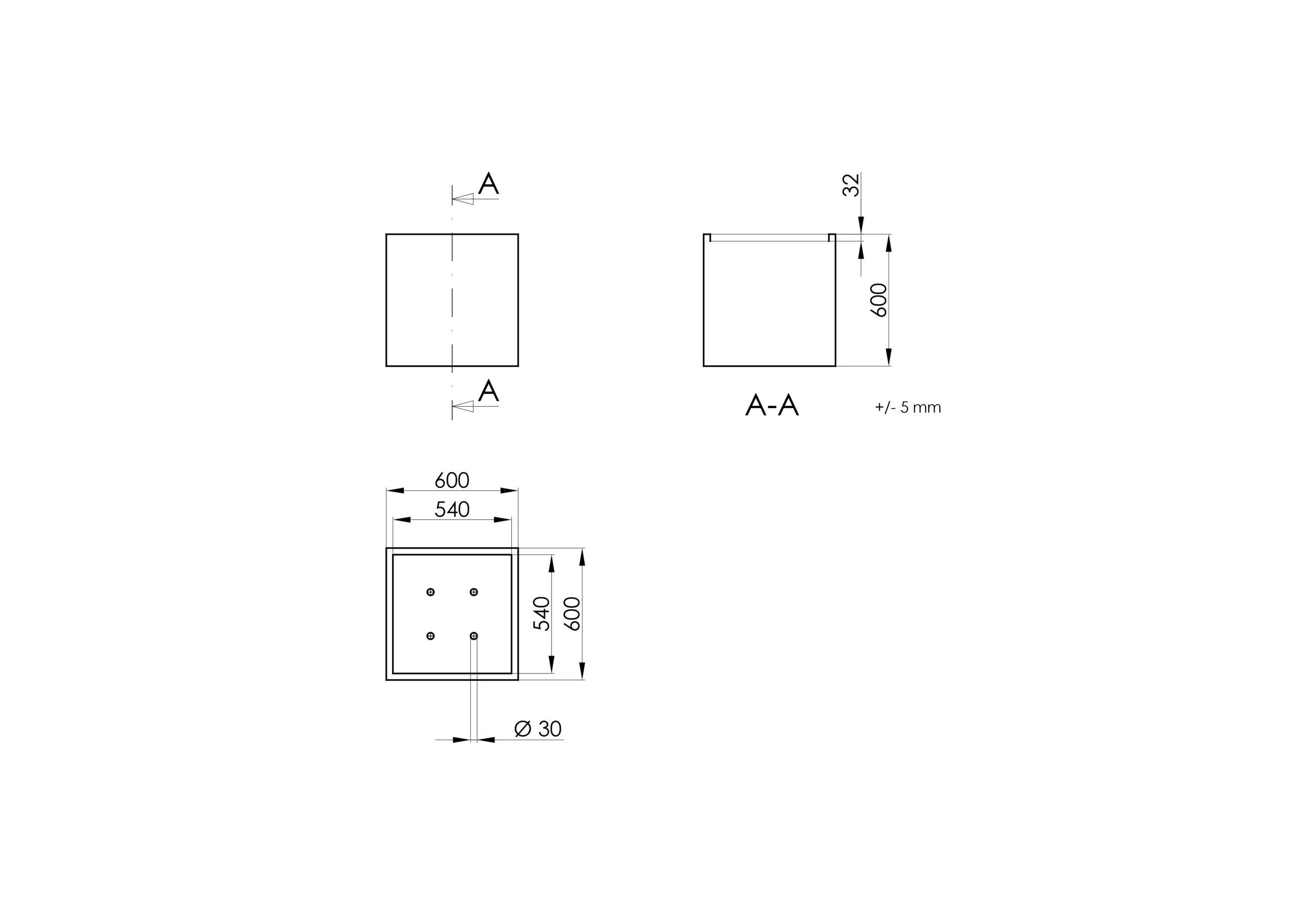 Cubi 2 -Technisches Zeichnen