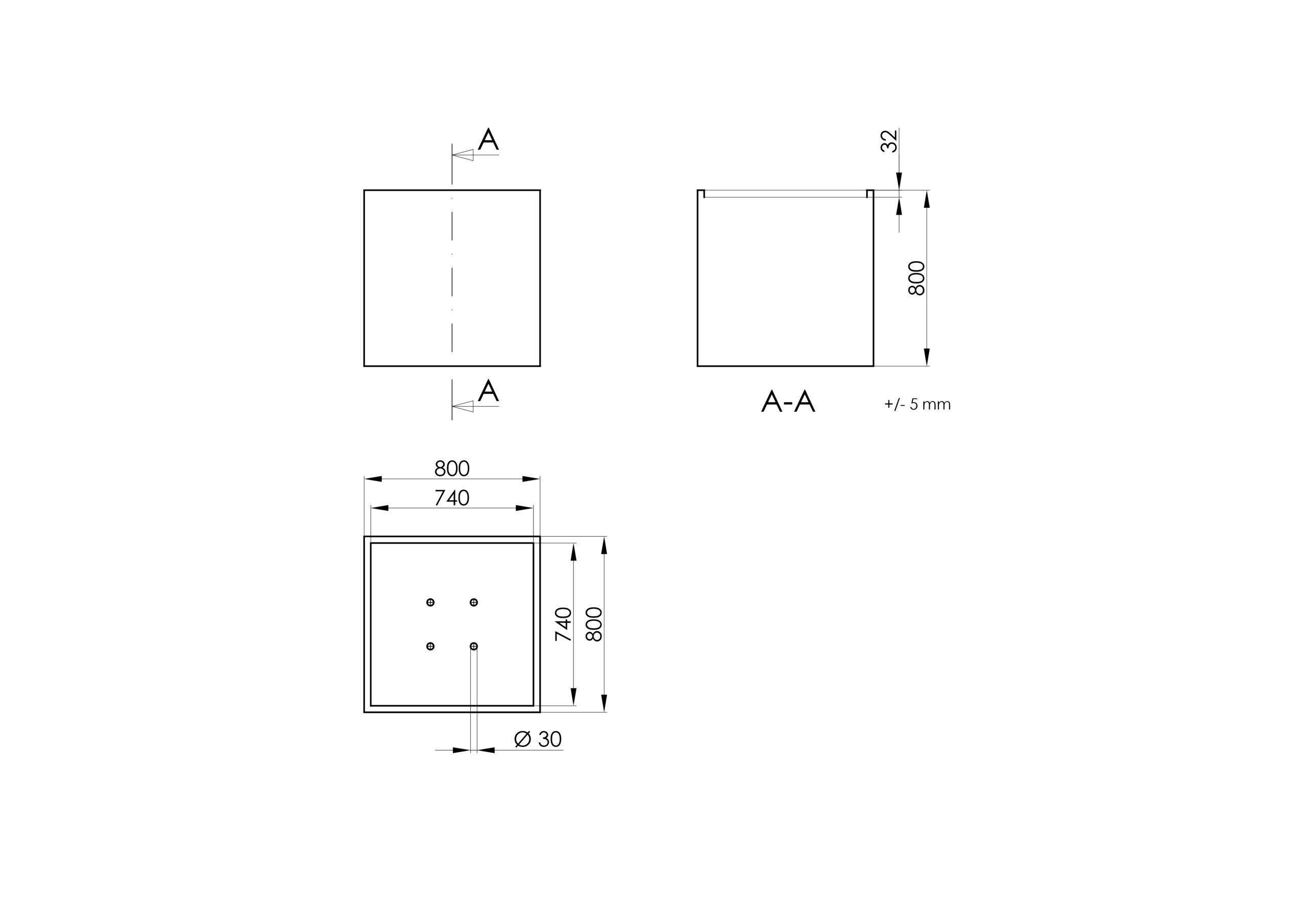 Cubi 4 -Technisches Zeichnen