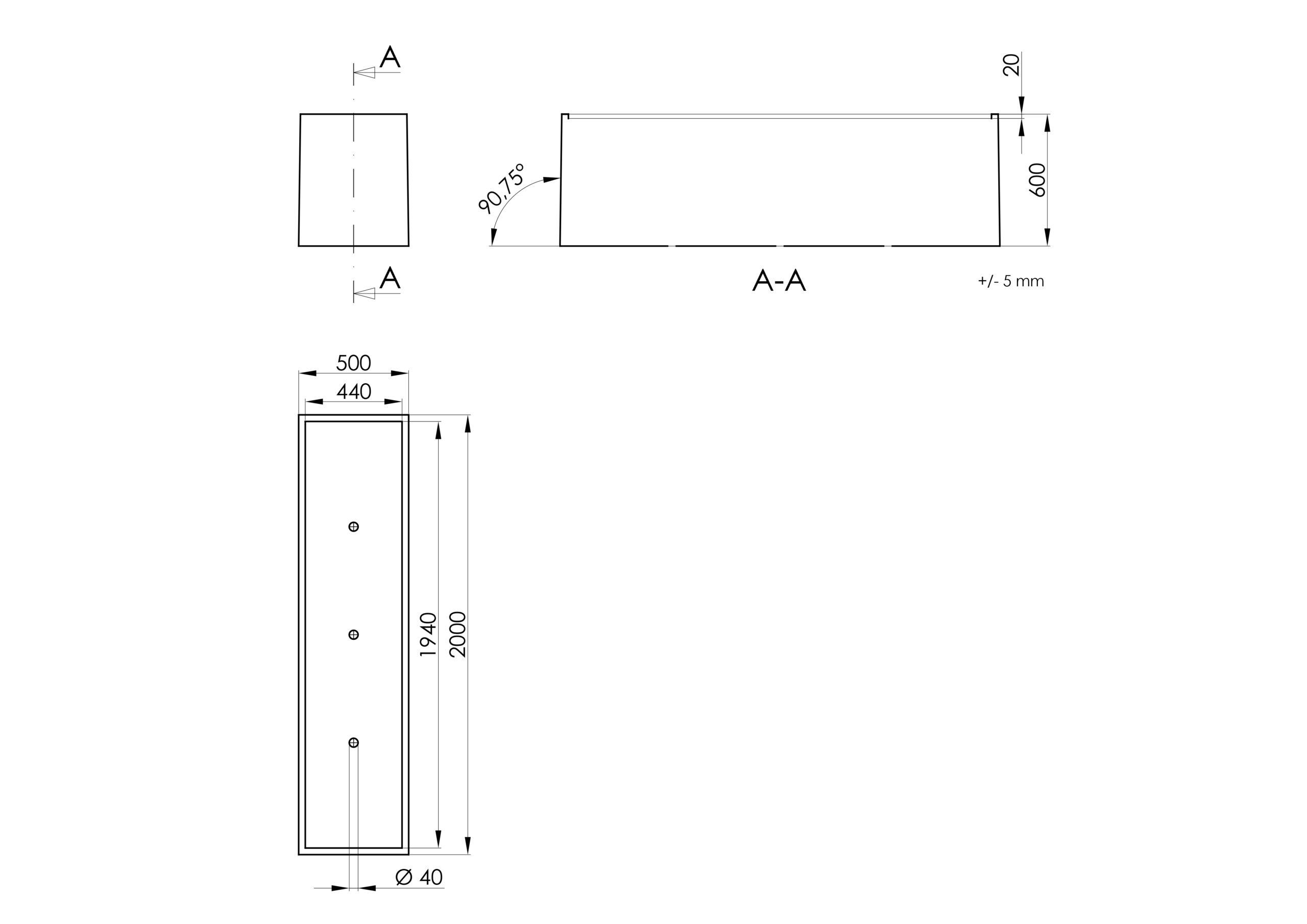 Emilio 5 - Technisches Zeichnen