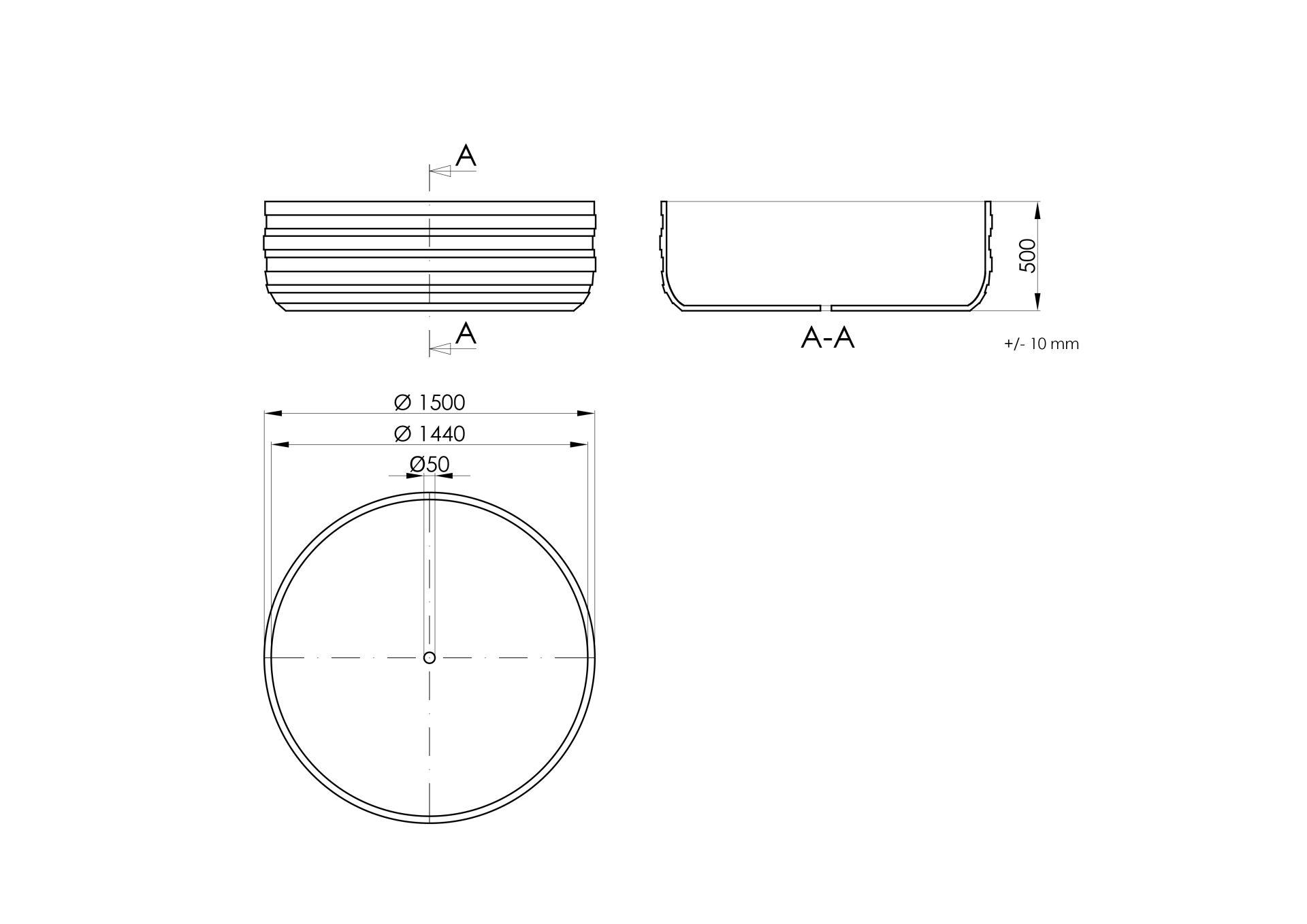 Grande - Technisches Zeichnen