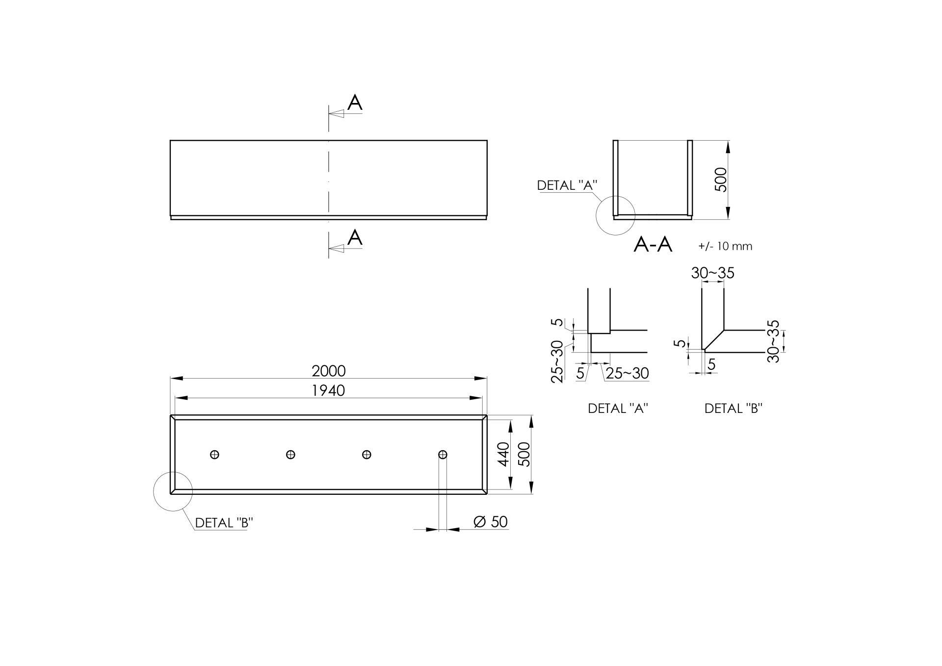 Massimo - Technisches Zeichnen