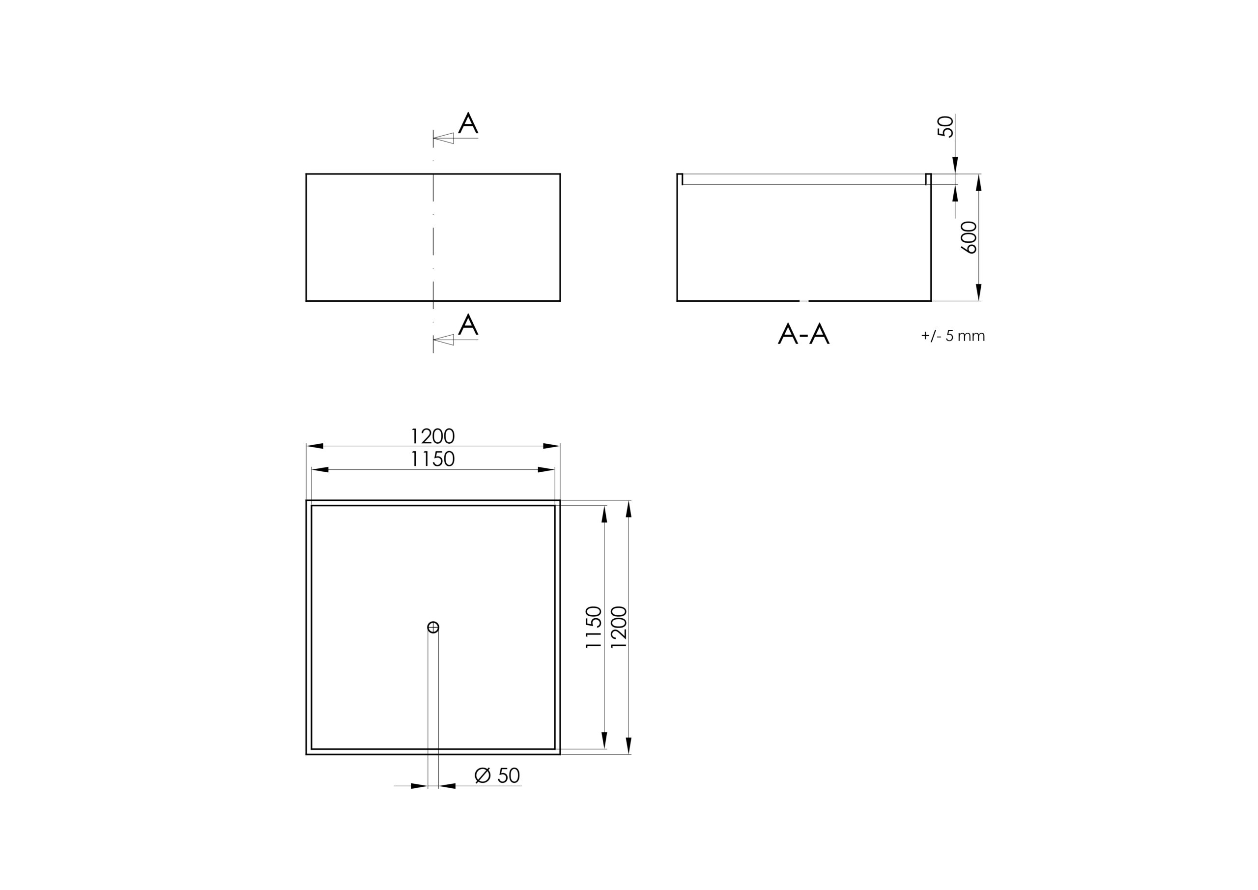 Alessio 13 - Technisches Zeichnen