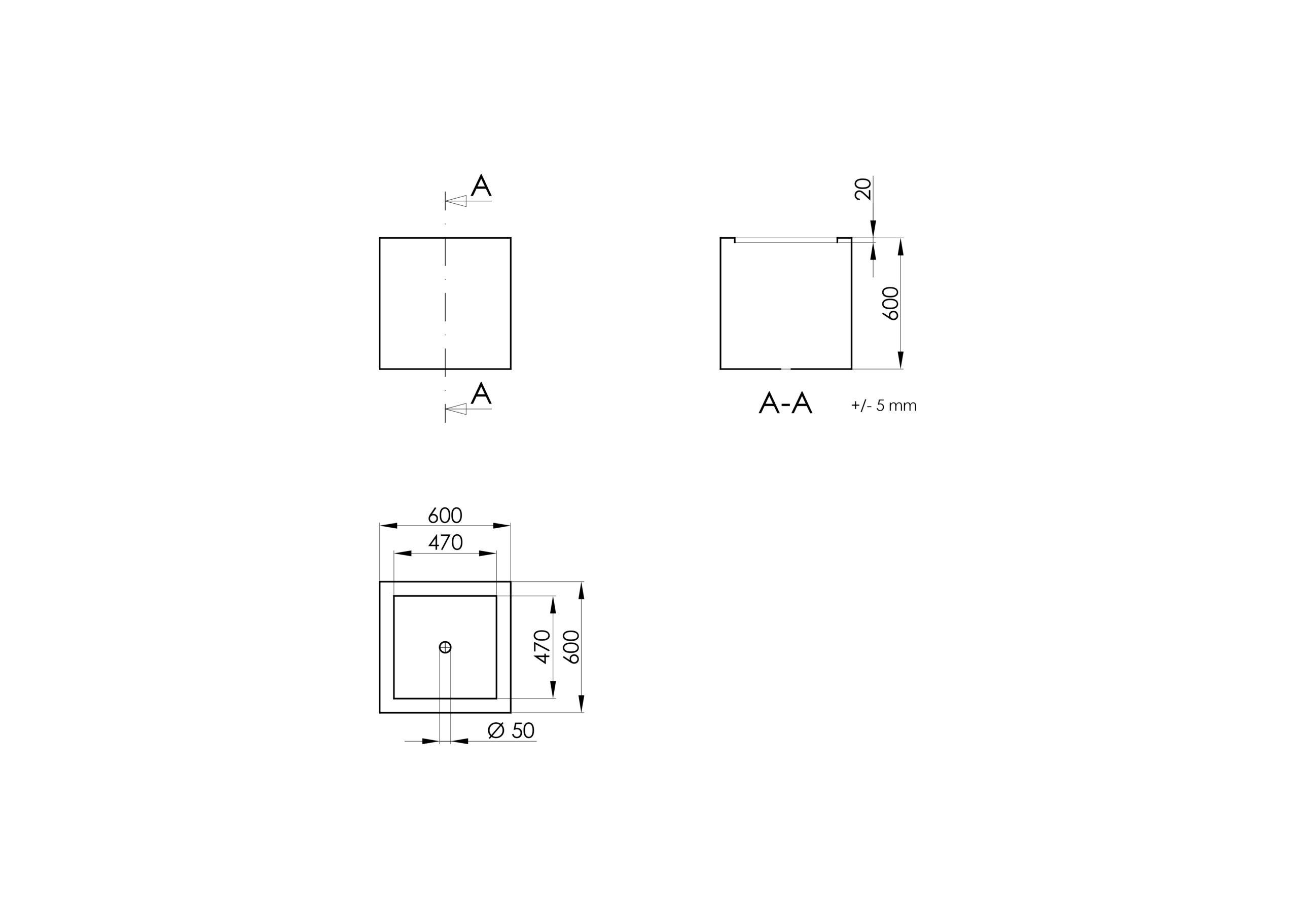 Antonio 3 - Technisches Zeichnen