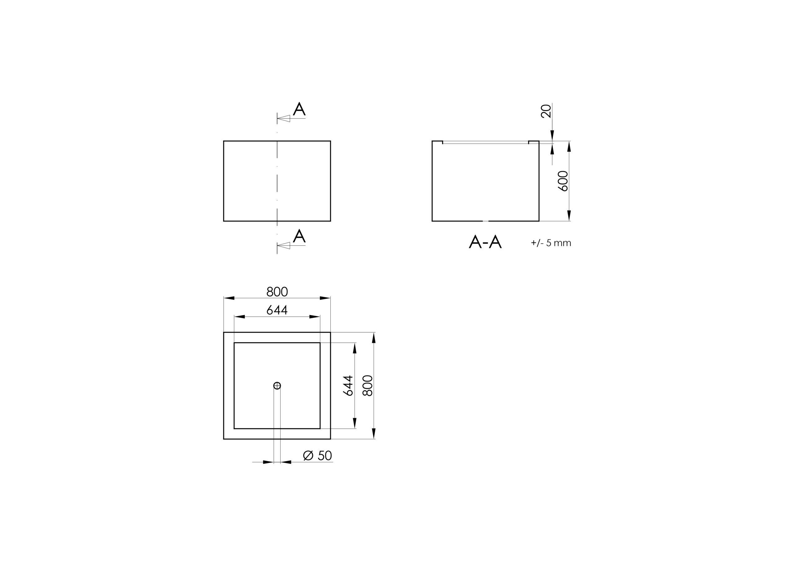 Antonio 5 - Technisches Zeichnen