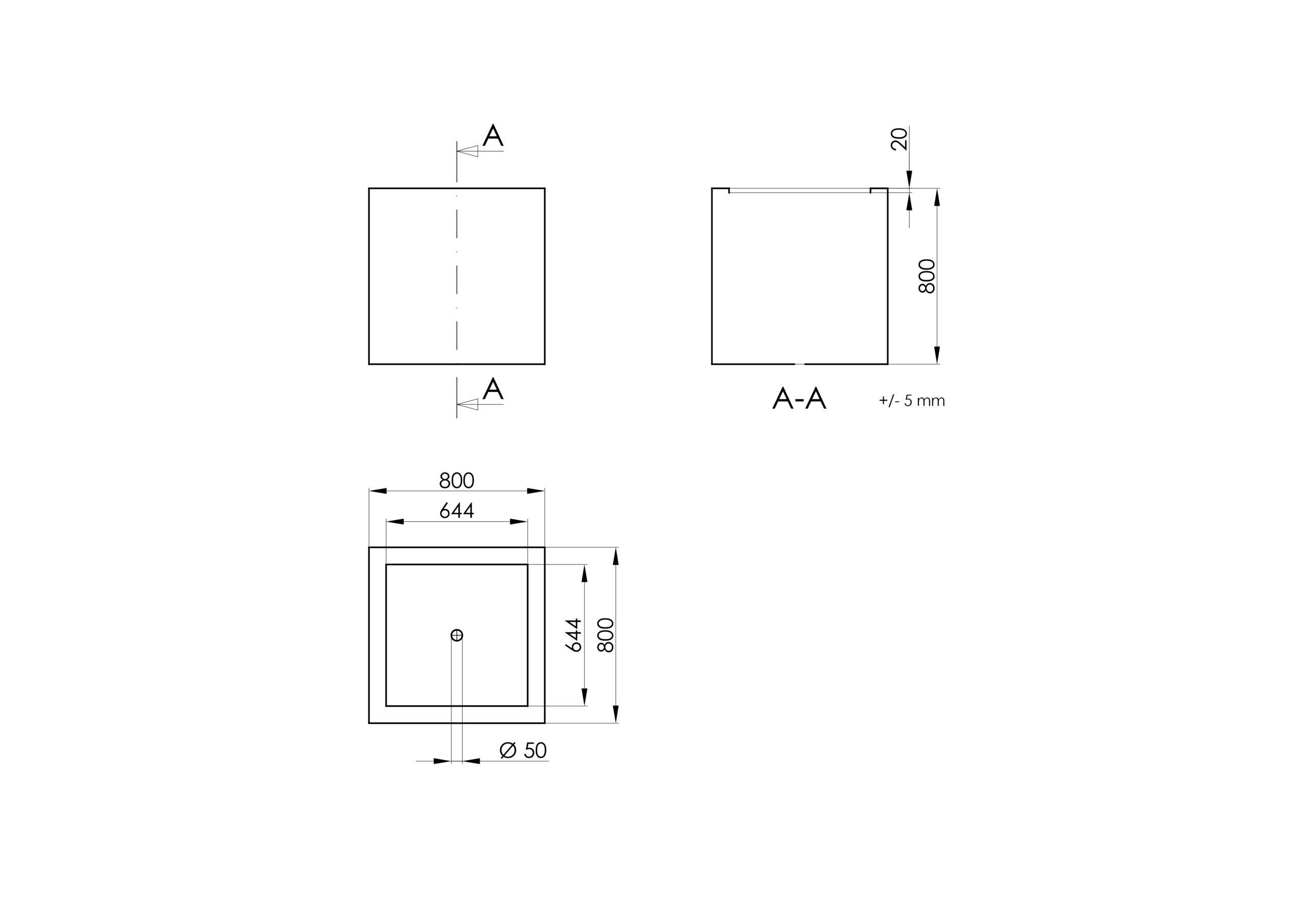 Antonio 6 - Technisches Zeichnen
