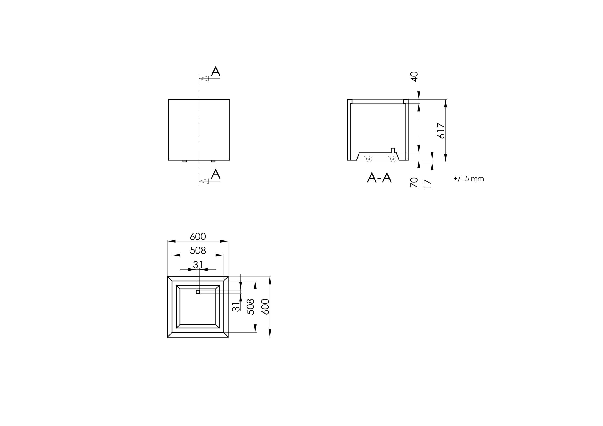 Marcello Mobile -Technisches Zeichnen