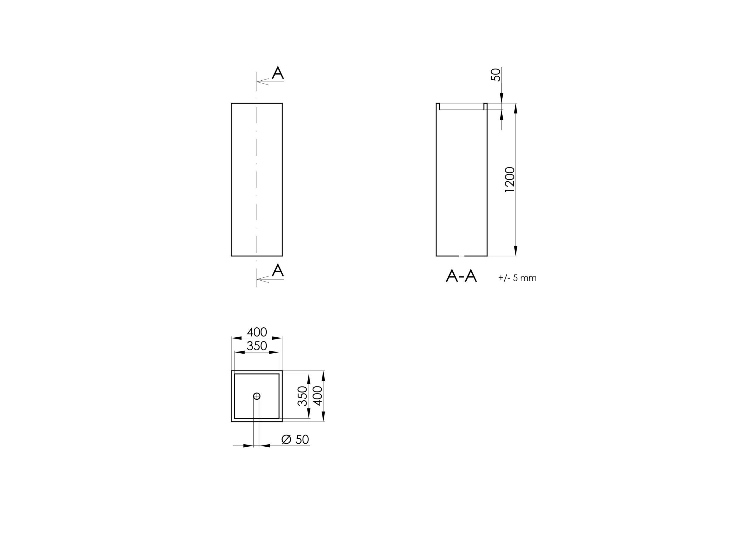 Vittorio 5 - Technisches Zeichnen